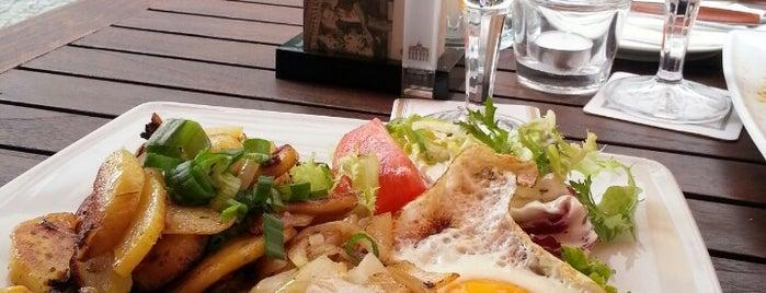 Restaurant Nolle is one of Berlin Restaurants and Cafés.