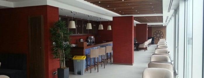 Margi Hotel is one of Posti che sono piaciuti a Teoman.