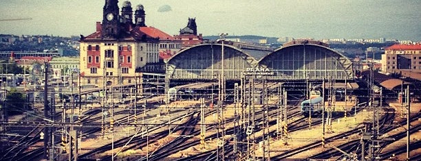Stazione di Praga Centrale is one of Stations and Airport.
