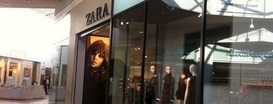 Zara is one of Территория красивых тел.