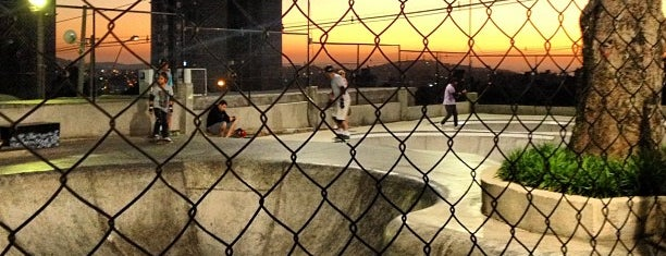 Complex Skatepark is one of Porto Alegre é demais!.