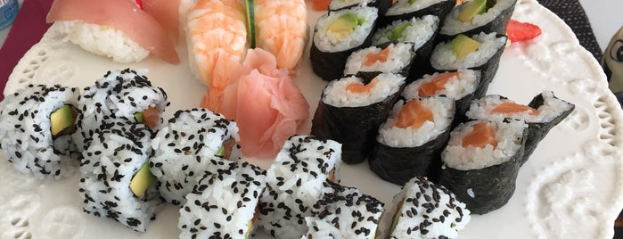 Isshin Sushi is one of Lausanne.