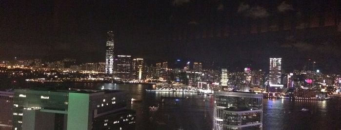The Upper House is one of Hong Kong!.