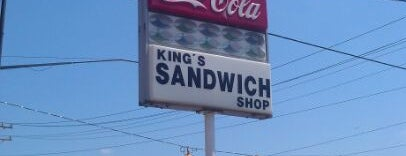 King's Sandwich Shop is one of Durham, NC.