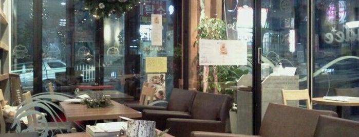 까페보니떼 Bonnidee is one of Ben's list for Coffee and Cafe.