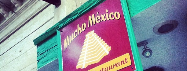 Mucho Mexico is one of Lugares guardados de Chrissy.
