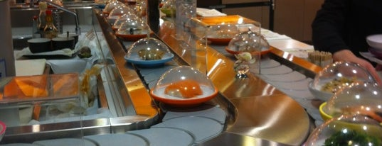 MySushi Conveyor is one of Dove mangiare a Milano.