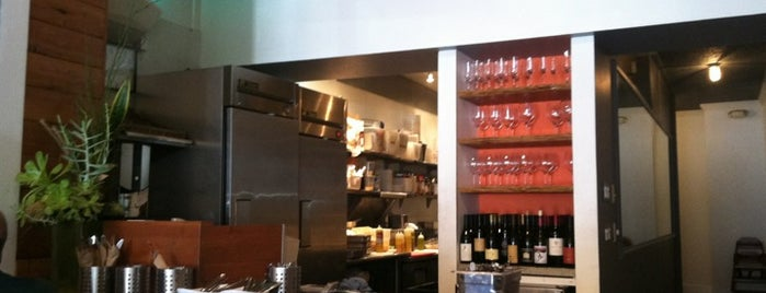 boon eat + drink is one of 2013 San Francisco Bib Gourmands.