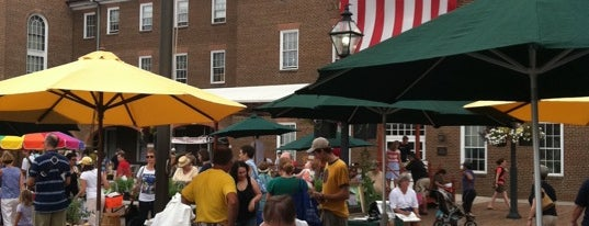 Old Town Farmers' Market is one of Alexandria.