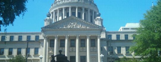Mississippi State Capitol is one of Places that are checked off my Bucket List!.