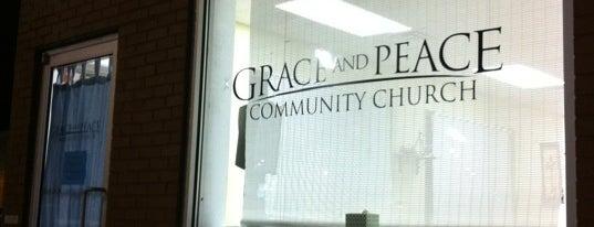Grace and Peace Community Church is one of Tempat yang Disukai Jonathan.
