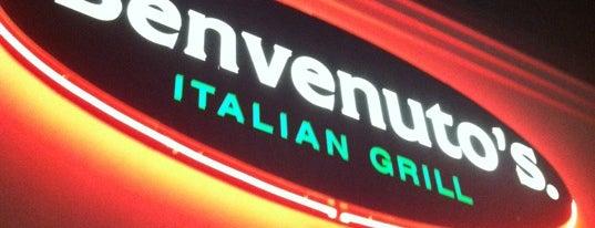 Benvenuto's is one of Lieux sauvegardés par Erica.