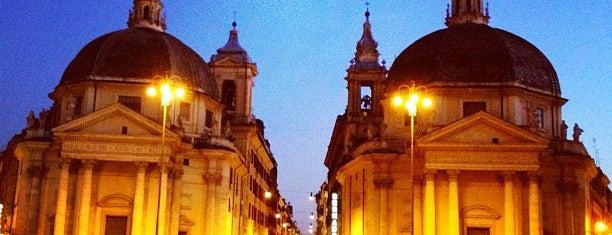 Chiesa di Santa Maria dei Miracoli is one of Rome.