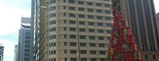 Ascott Raffles Place is one of Jia 님이 좋아한 장소.