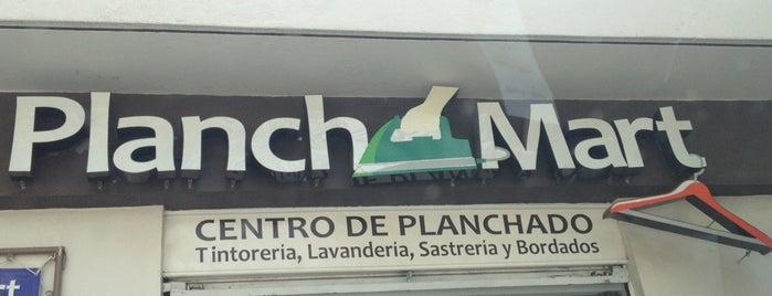 Borda2 del Valle & Planch Mart is one of Tempat yang Disukai Bordados Del Valle &.