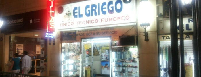 El Griego is one of Lugares favoritos de Carolina.