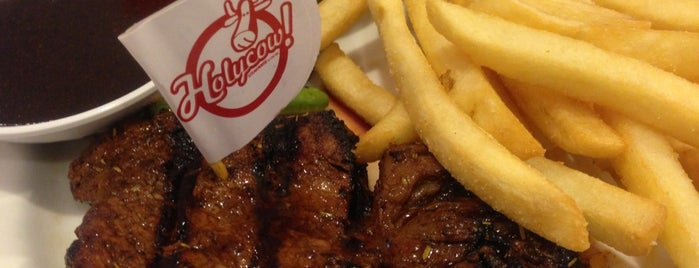 Holycow! Steakhouse is one of Must visit.