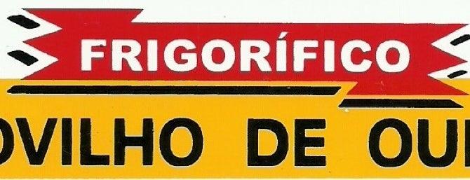 Frigorifico Novilho De Ouro-centro is one of Orte, die Derek gefallen.
