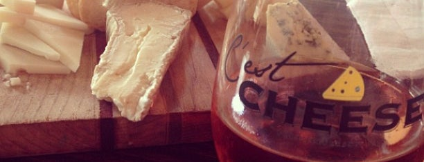 C'est Cheese is one of Places I want to eat!.