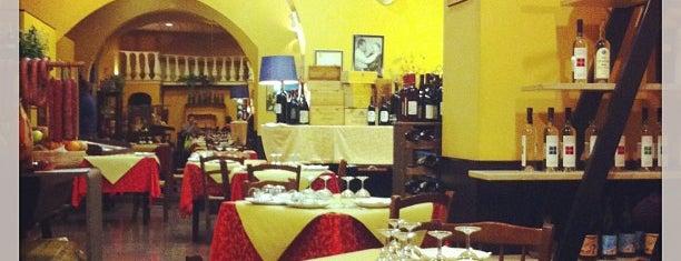 Trattoria dell'Arengo is one of Ascoli Piceno.