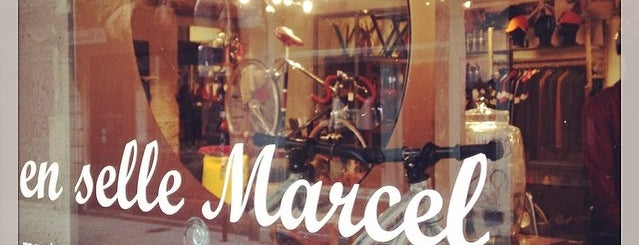 En Selle Marcel is one of Bikeshops Paris 🚲.