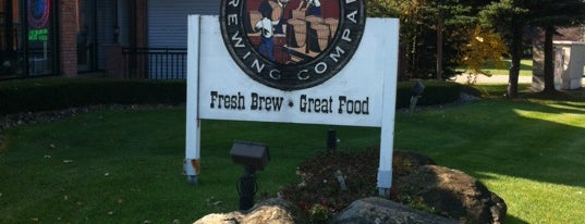 CJ's Brewing Company is one of Fun Go-to-Spots.