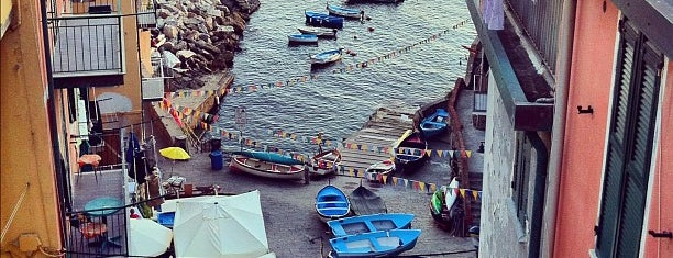 Riomaggiore is one of Cool Places to Visit.
