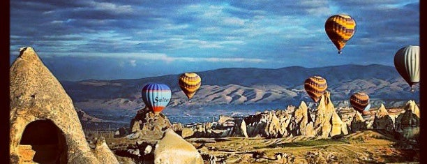 Cappadoce is one of Go Ahead, Be A Tourist.