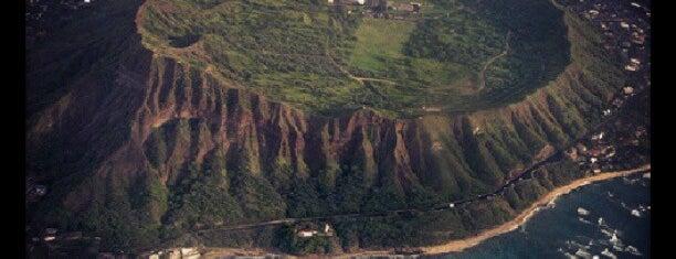Diamond Head State Monument is one of Hawaii 2014 LenTom.