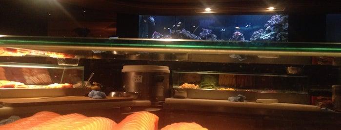 Sushi Leblon is one of Trip Rio.
