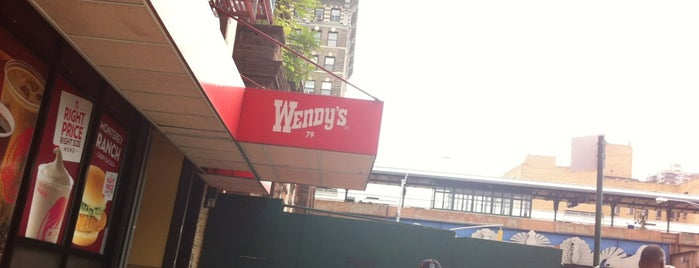Wendy's is one of New York.