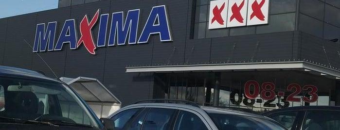 Maxima XXX is one of Posti che sono piaciuti a Денис.