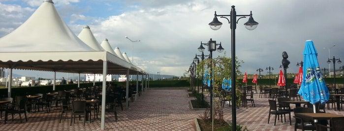 CINEBAHCE is one of Tempat yang Disukai Halil İbrahim.
