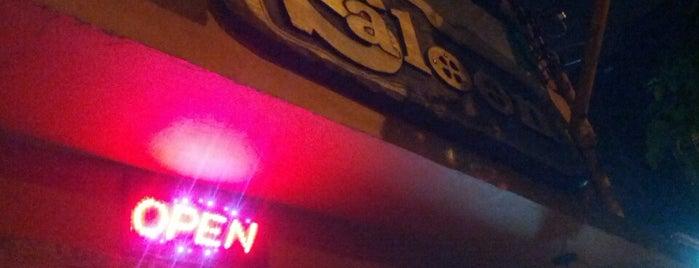 Saloon Pub & Pinball is one of Pubs São Paulo.