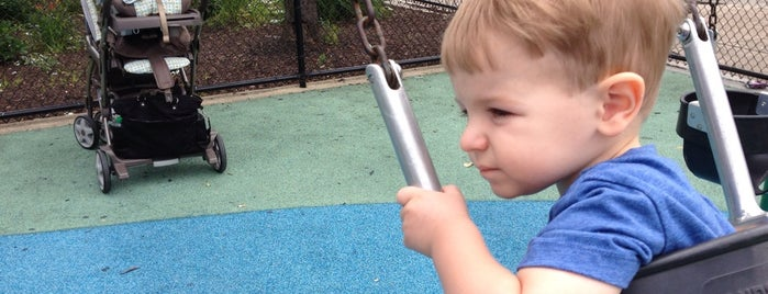 Burke Playground is one of Favorites.