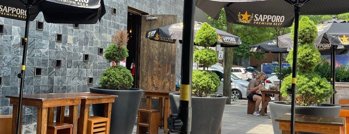 Kinton Ramen is one of Asian Restaurants.