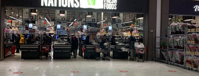 Nations Fresh Food is one of GTA special provisions.