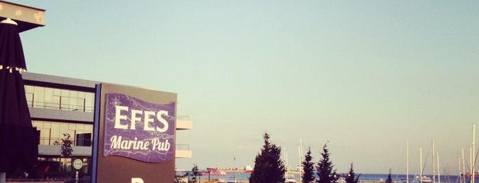 ROTA marine pub&bistro is one of Orte, die Alper gefallen.