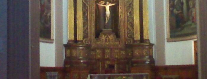 Iglesia San Vicente Ferrer is one of Georgina'nın Beğendiği Mekanlar.