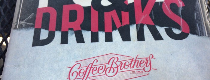 Coffee Brothers is one of Puebla.