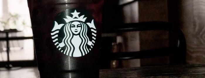 Starbucks is one of Tempat yang Disukai R.