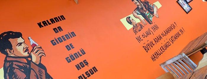 Hangimiz Sevmedik Cafe is one of 📍ankara | GASTRONAUT'S GUIDE.