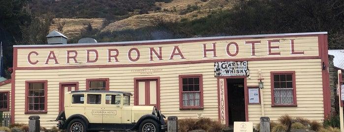 Cardrona Hotel is one of Tempat yang Disukai Antonella.