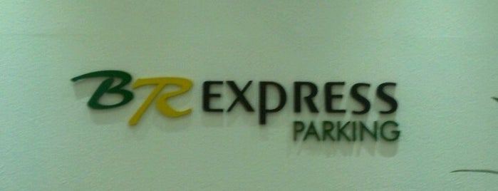 BR Express Parking is one of Posti che sono piaciuti a Tamaio.
