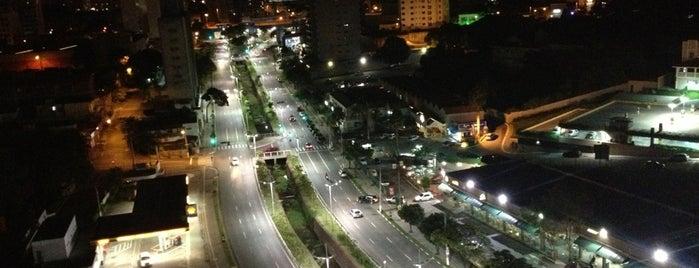 Avenida Nove de Julho is one of São Paulo.