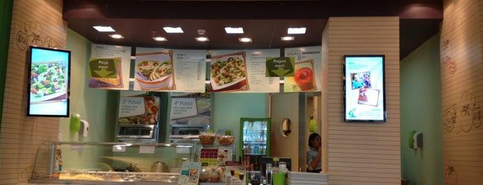 Salad Creations is one of Seja Veg.