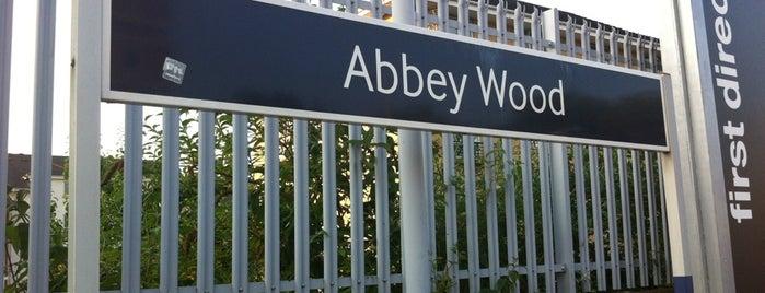 Abbey Wood Railway Station (ABW) is one of TFL Elizabeth Line Stations.