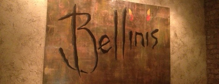 Bellini's Ristorante & Bar is one of Birmingham Favorites.