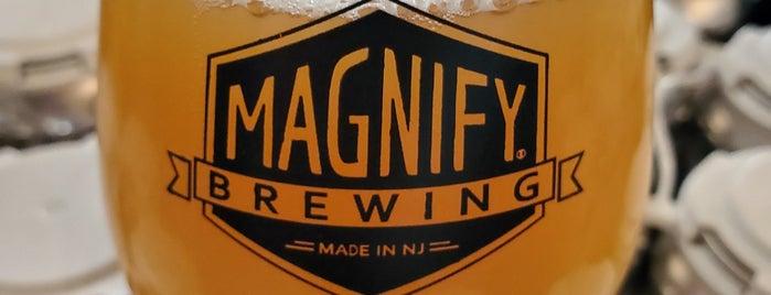 Magnify Brewing is one of Cole'nin Beğendiği Mekanlar.