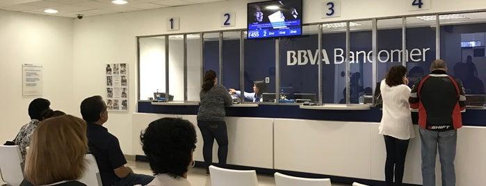 Bancomer is one of Lucia : понравившиеся места.
